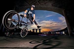 Matthias Dandois- Action