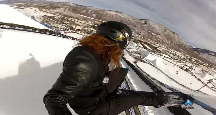GoPro HD_ Shaun White Superpipe - Winter X