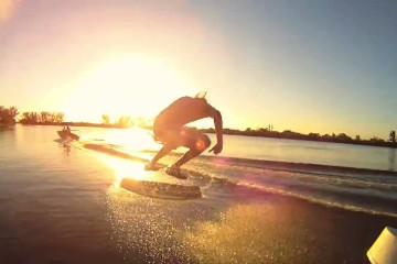 Ride the Wake with Collin Harrington & Friends