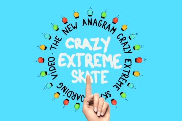 Anagram Skateboards - Crazy Extreme Skate - Teaser 2