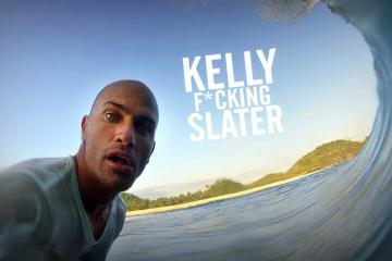 GoPro HD- Kelly F*cking Slater
