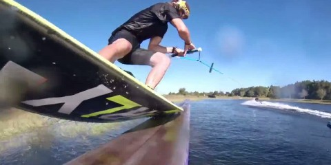 Collin Harrington and Friends shred with the Gopro Hero3
