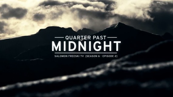 quarter past midnight