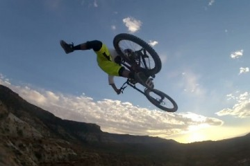 Red bull rampage 2012 Go Pro