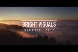 Bright visuals Showreel