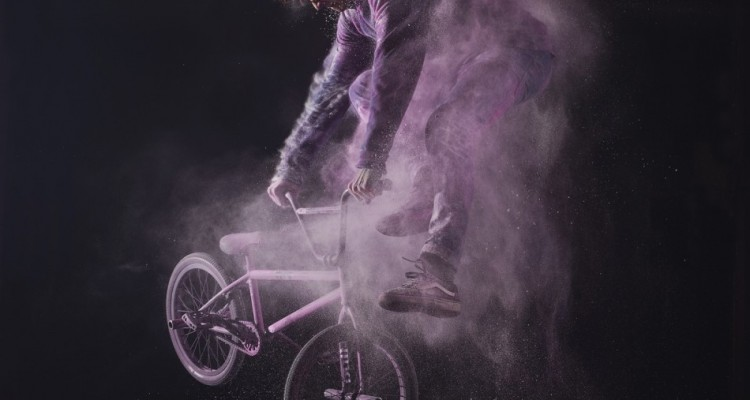"Welded x Vans - Matthias Dandois ""Dust"""