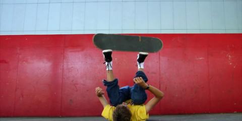 Alexander Rademaker- a Short Skate Film by Brett Novak 2