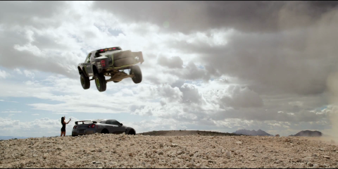 Monster Energy - Ballistic B.J. Baldwin - #RECOIL