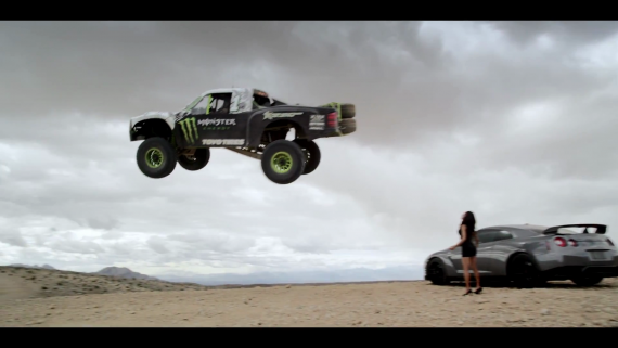 Monster Energy - Ballistic B.J. Baldwin