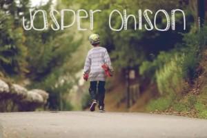 Comet Skateboards __ Jasper Ohlson-skate