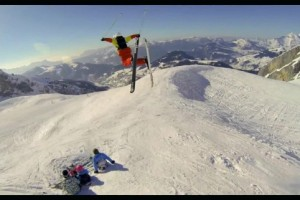 One of those days - Candide Thovex quiksilver
