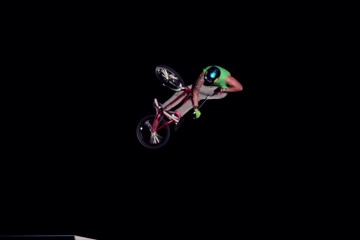 BERRY ROUTINES_Dreams of a BMX rider