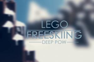Lego Freeskiing_ Deep Pow