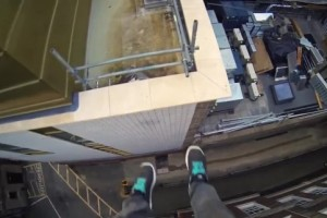 Cambridge Parkour POV James Kingston