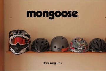 Chris Akrigg - five