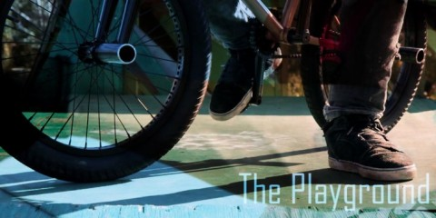 The playground bmx Panagiotis Manaras