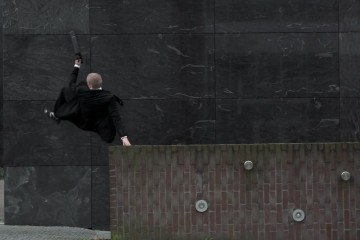 parkour slowmotion with SonyFS700