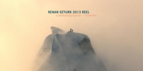 renan Ozturk showreel 2013