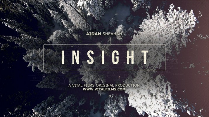 AIDAN SHEAHAN - INSIGHT - OFFICIAL TRAILER