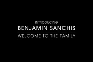 Benjamin Sanchis welcome video Vonzipper