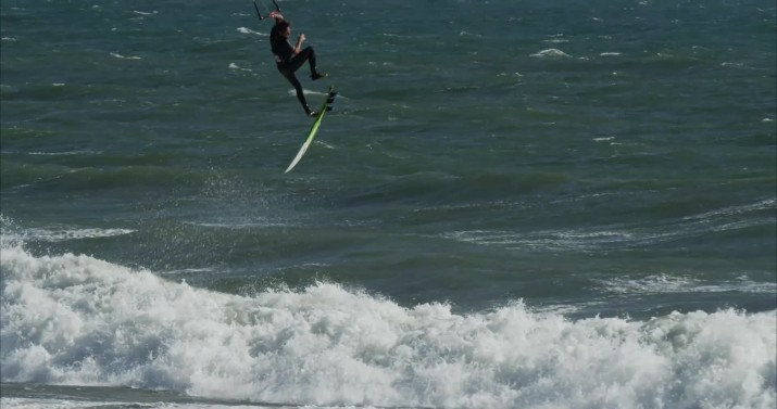 Ventura Sessions - Kitesurfing-two brothers films
