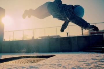 Schnee Running by Sebastian Linda2