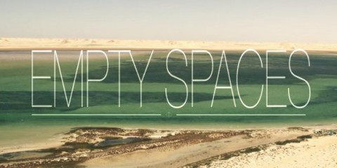 Empty spaces fone kite dakhla