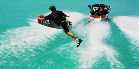 PRIME WAKEBOARD MOVIE Official Trailer BFY Action Films