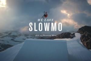 We Love Slowmo by Antimedia