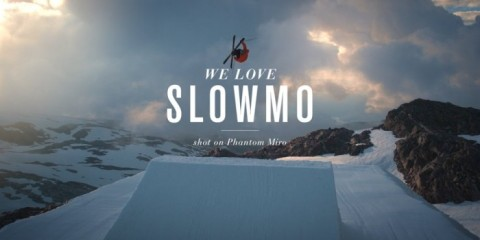 We Love Slowmo by Antimedia