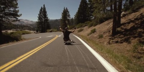 Arbor Skateboards James Kelly Burn It Down