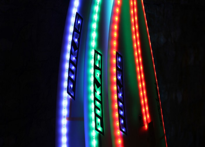LED Surfboards