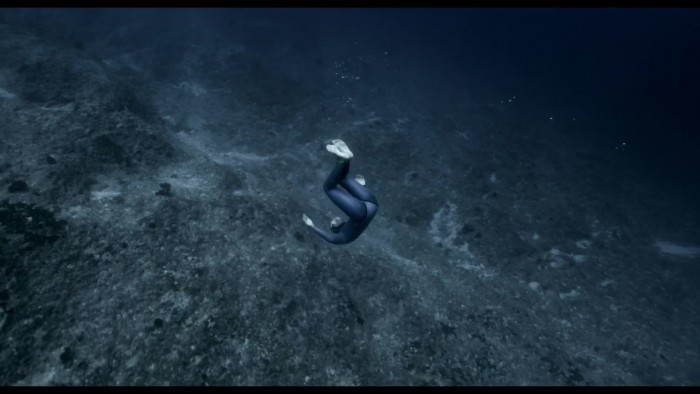 Les Films engloutis - Ocean Gravity by Julie Gautier
