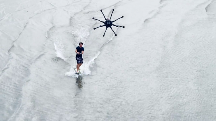 drone-surfing-video